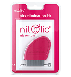 Nitolic nit remover - image