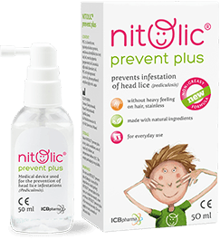 Nitolic Prevent Plus 75ml - image