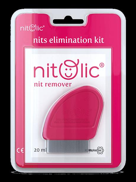 Nitolic nit remover - image