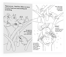 Coloring book - image