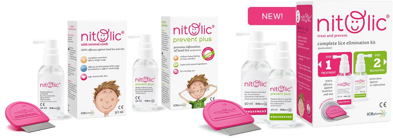 Nitolic line - image